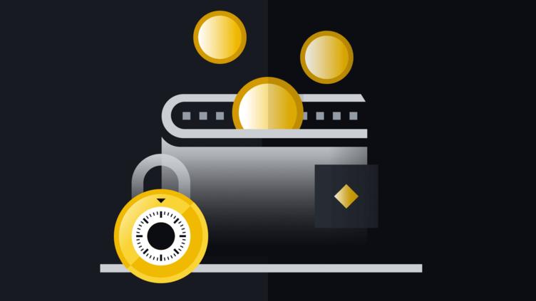 استفاده از رمز عبور قوی برای امنیت در بایننس