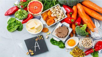 Photo of 8 مواد غذایی حاوی ویتامین A که باید بخورید!