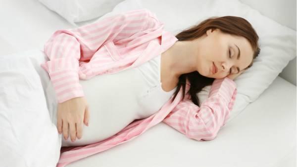 احساس خستگی در مراحل اولیه بارداری