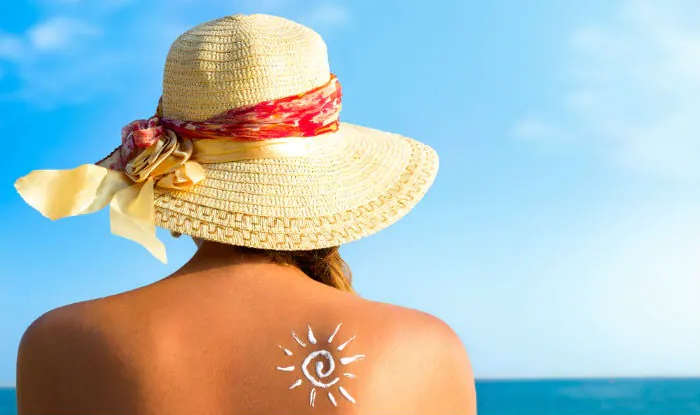 از ضد آفتاب استفاده کنید