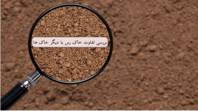 Photo of تفاوت خاک رس با دیگر خاک ها چیست؟!