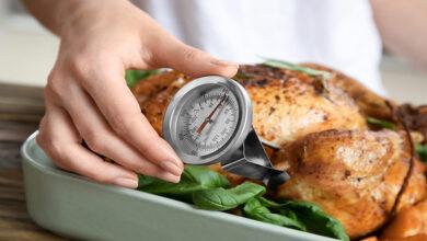 Photo of دمای ایمن پخت و پز گوشت و هر آنچه باید بدانید!