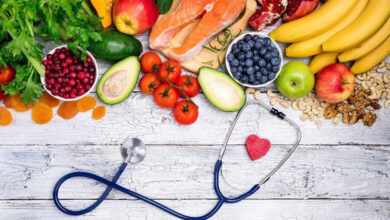 غذا های مفید برای سلامت قلب