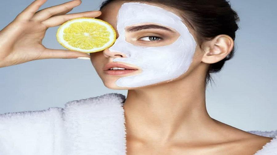 ماسک لیمو ترش