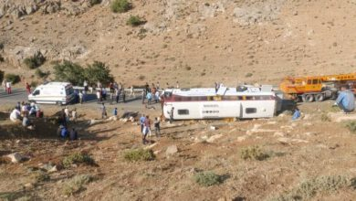 Photo of واژگونی اتوبوس خبرنگاران و سوالهای بی پاسخ
