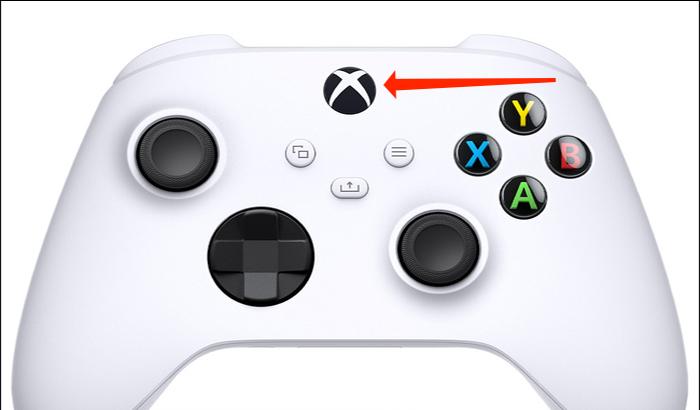 Xbox خود را در حالت جفت سازی قرار دهید.