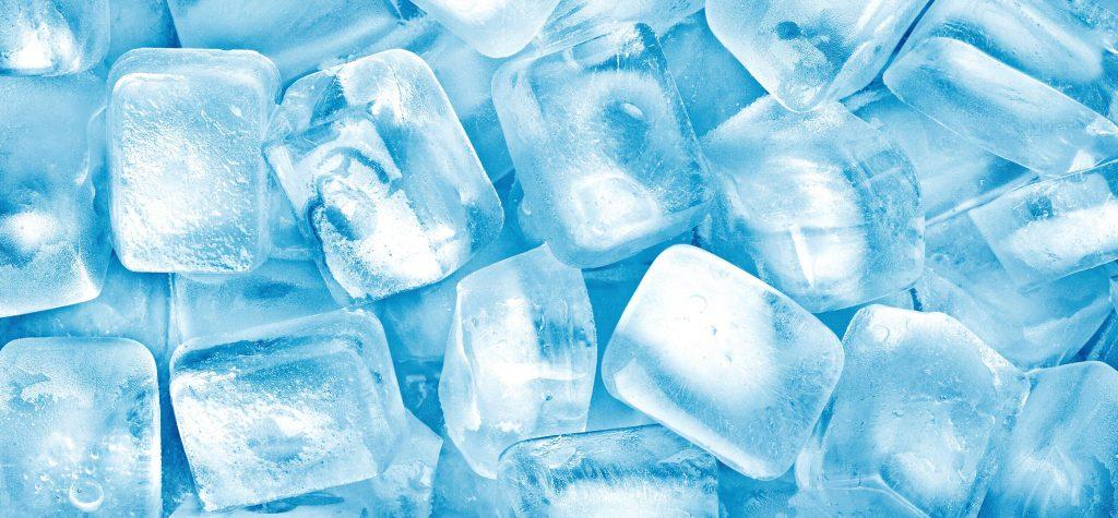 یخ می تواند تسکین فوری اما کوتاه مدت را برای شما ایجاد کند.