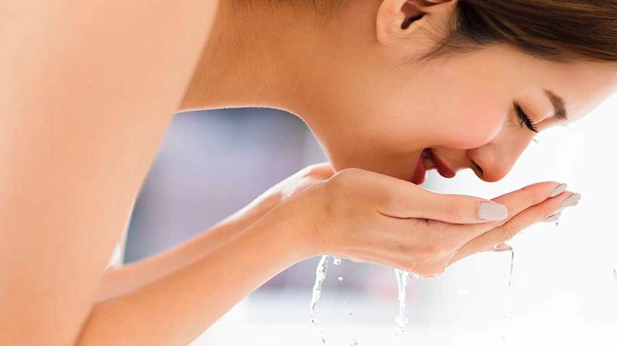 صابون یا شوینده صورت