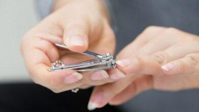 کوتاه کردن ناخن