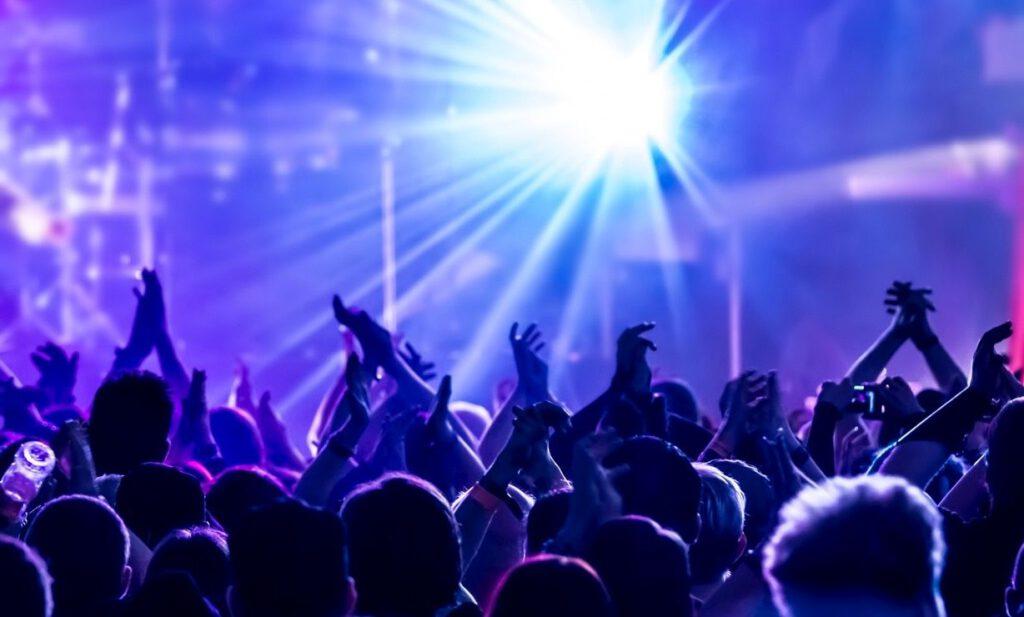 کنسرت در سنت پترزبورگ