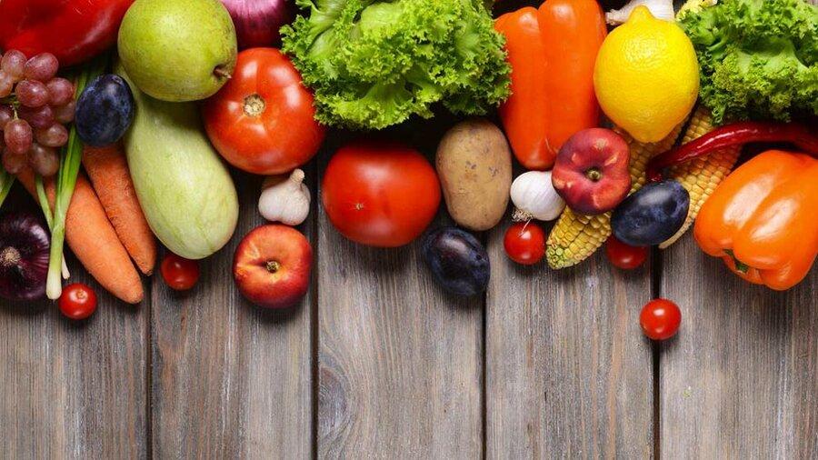 مواد غذایی و لوازم مورد نیاز کرونا