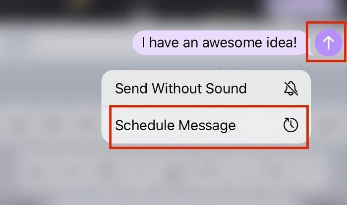 ترفند تلگرام برای بی صدا کردن پیام ها و برنامه ریزی آن ها