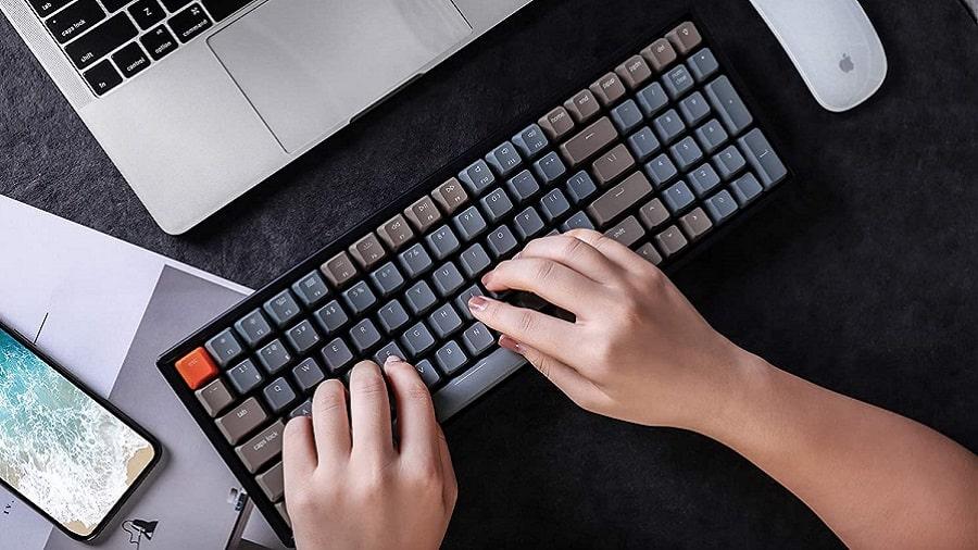 انواع کیبورد های کامپیوتر