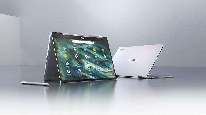 Asus Chromebook Flip C436 یکی از بهترین لپ تاپ های ایسوس