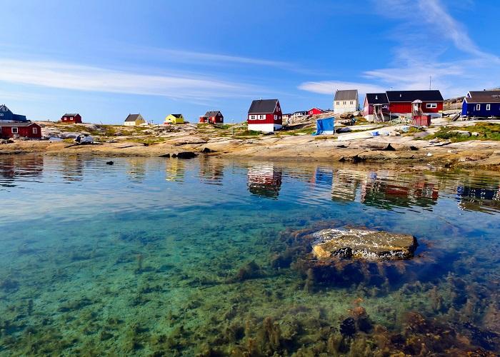 گرینلند - بهترین کشور برای سفر تابستان