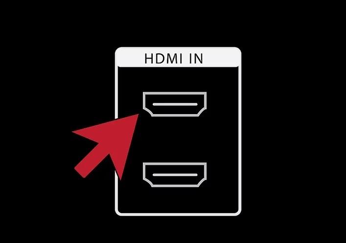 مشخص کردن نوع اتصال کامپیوتر به تلویزیون