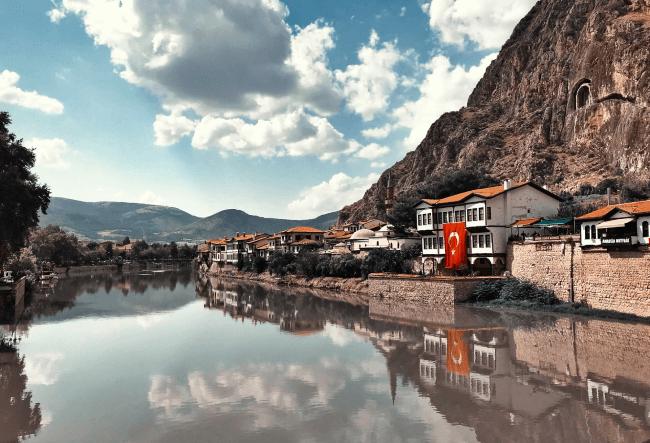 ترکیه کشوری زیبا و وسیع است