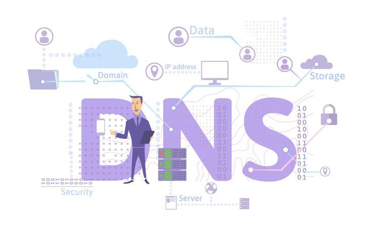 رفع کننده خطای DNS