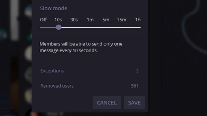 ترفند SLOW MODE در تلگرام