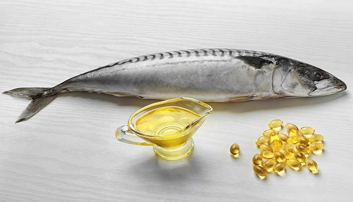 روغن ماهی منبع غنی امگا 3