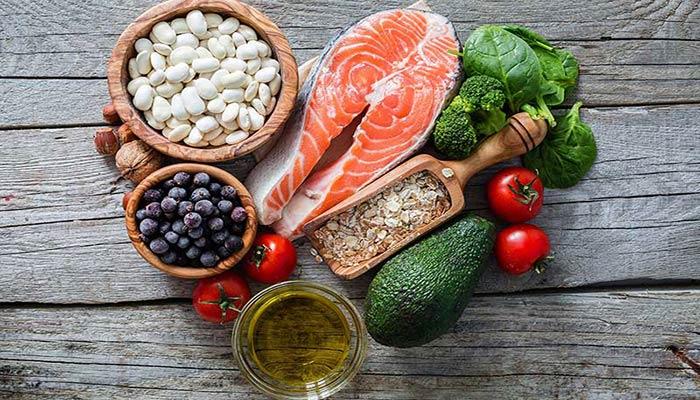 تنظیم رژیم غذایی.