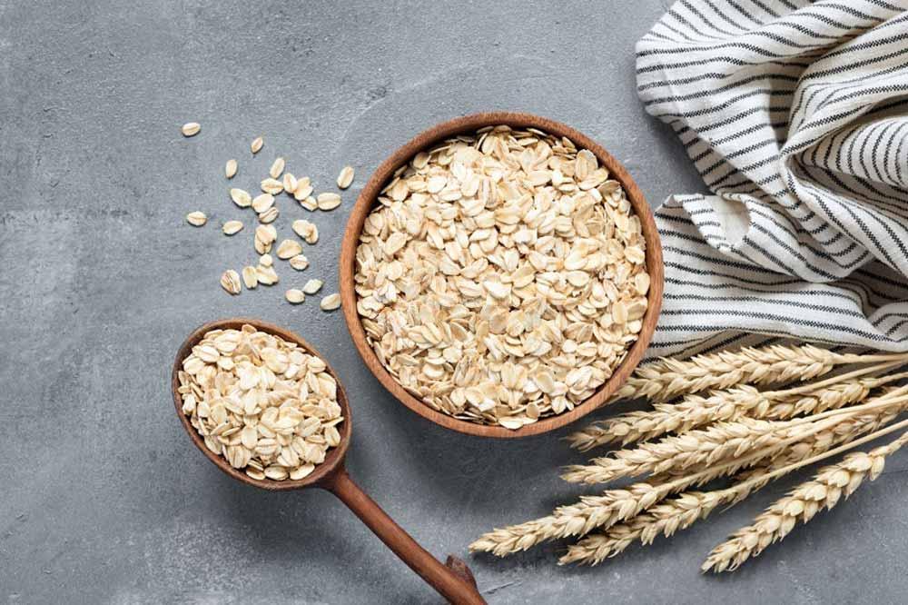 جو دوسر، منبع پروتئین عالی برای وگان ها و گیاه خوار ها.