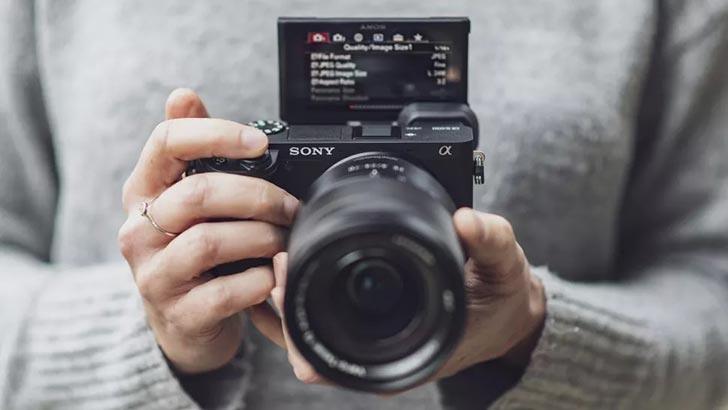 بهترین دوربین سونی فوکوس خودکار پیشرفته.