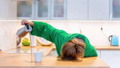 مواد غذایی برای رفع خستگی