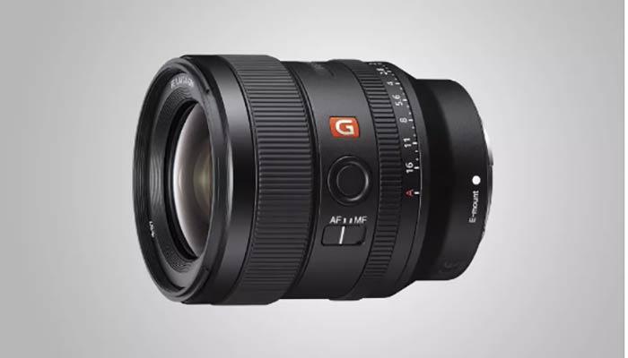 بهترین لنز سونی مدل Sony FE 24mm f/1.4 GM