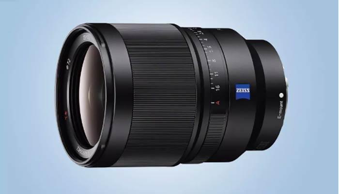 بهترین لنز سونی مدل Sony Distagon T* FE 35mm f/1.4 ZA