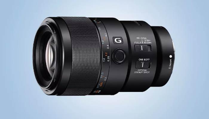 بهترین لنز سونی مدل Sony FE 90 mm f/2.8 Macro G OSS