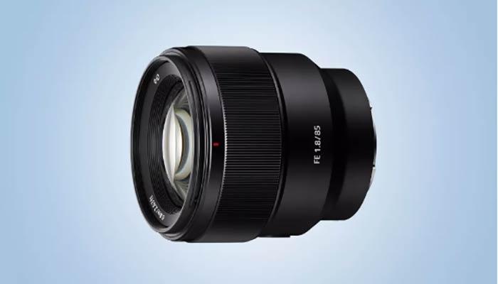 بهترین لنز سونی مدل Sony FE 85mm f/1.8