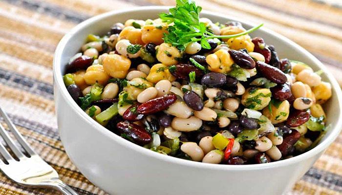 پروتئین گیاهی مناسب برای رژیم وگان و گیاهی.
