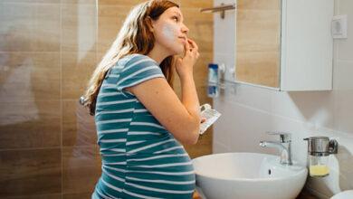 مراقبت پوست در بارداری