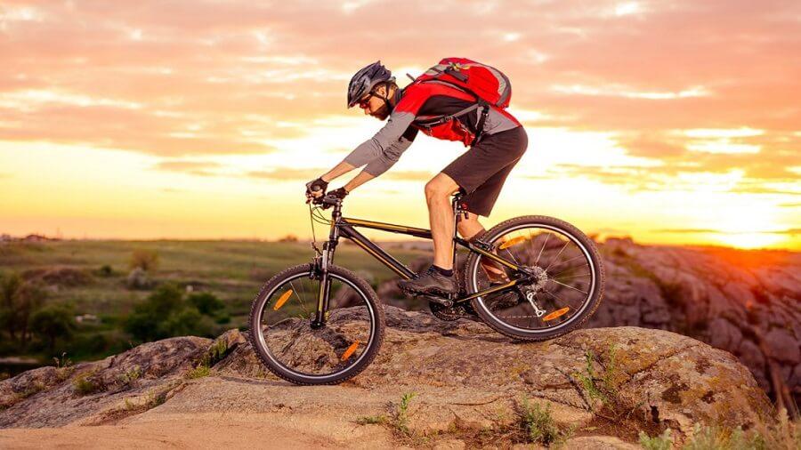 مزایای دوچرخه سواری