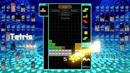 بازی Tetris 99