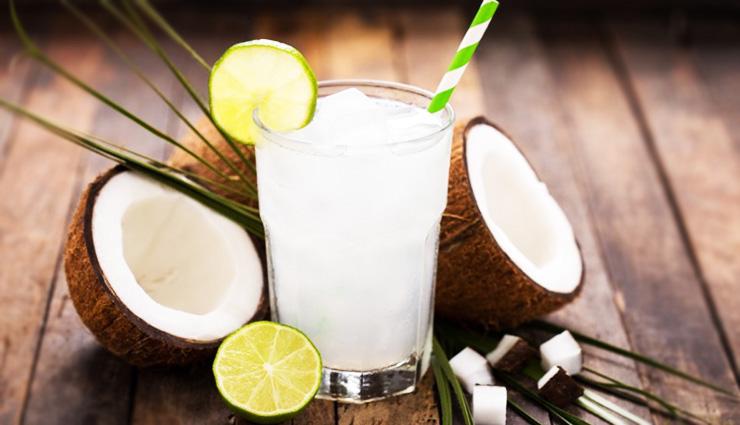 آب نارگیل منبع خوبی از منیزیم است.