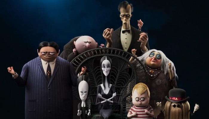 انیمیشن خانواده آدامز 2