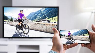 اتصال گوشی اندروید به تلویزیون