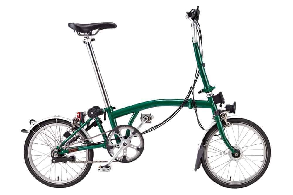 دوچرخه تاشو
