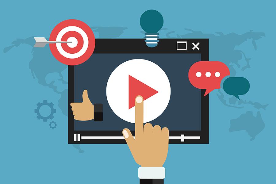 تبلیغات کسب و کار با محتوای ویدئویی