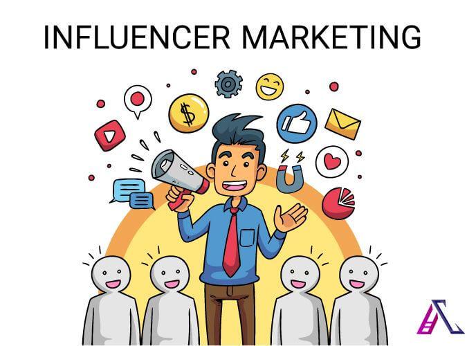 تبلیغات کسب و کارها با استفاده از افراد تأثیرگذار