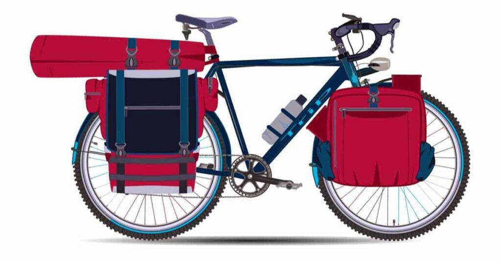 دوچرخه گردشگری