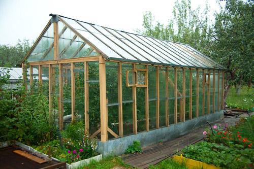چه ابزاری برای ساخت گلخانه نیاز است؟