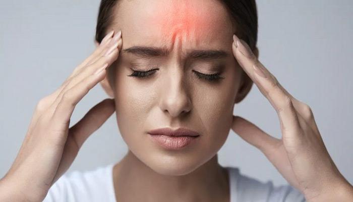 سر درد در دوران بارداری