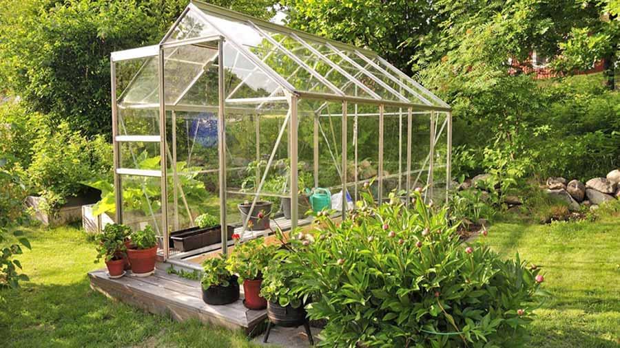 شرایط ساخت گلخانه