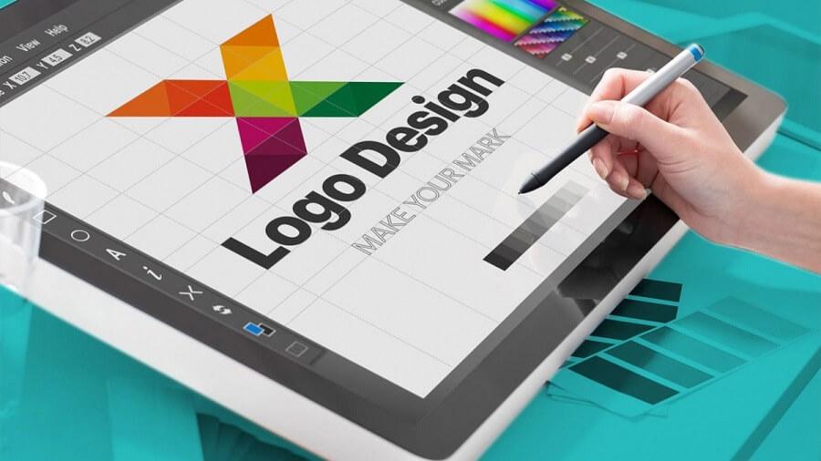 طراحی لوگو سه بعدی