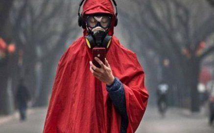 ماسک های عجیب در صنعت مد