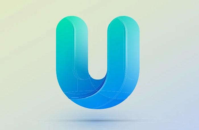 عمق در طراحی لوگو سه بعدی