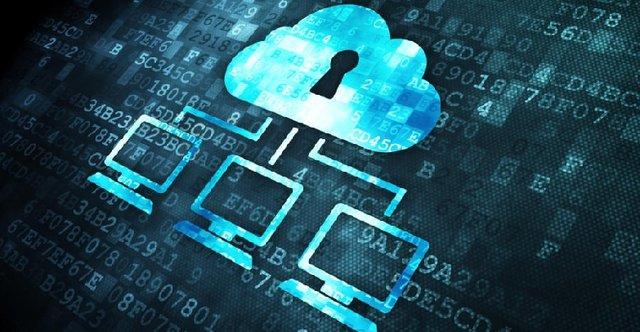 امنیت در حافظه ابری
